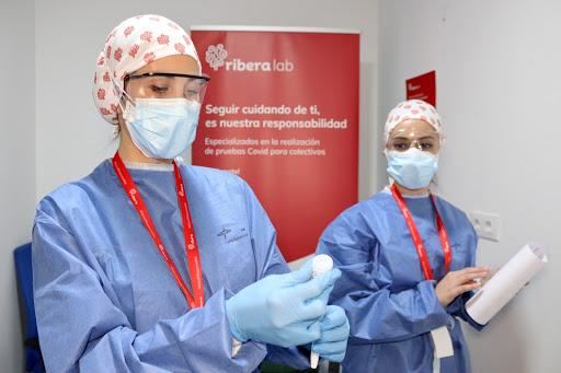 Especialistas de Ribera insisten en la importancia de las medidas de seguridad Covid aunque se reciba la vacuna