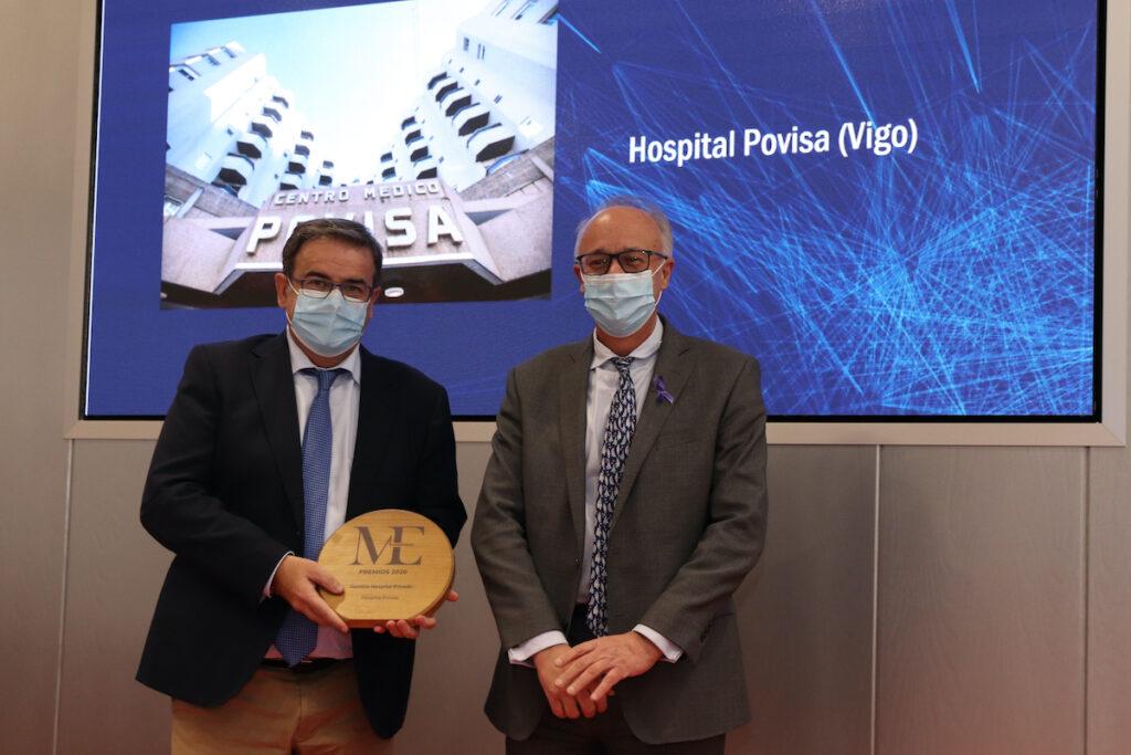 Ribera Povisa, una trayectoria plagada de premios por su calidad y gestión sanitaria