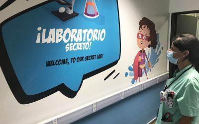 Ribera Salud recomienda mascarilla a los pacientes pediátricos y dejar en el carro a menores de 3 años al acudir a las consultas